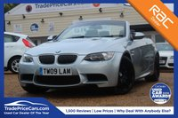 USED 2009 09 BMW M3 4.0 M3 2d 414 BHP