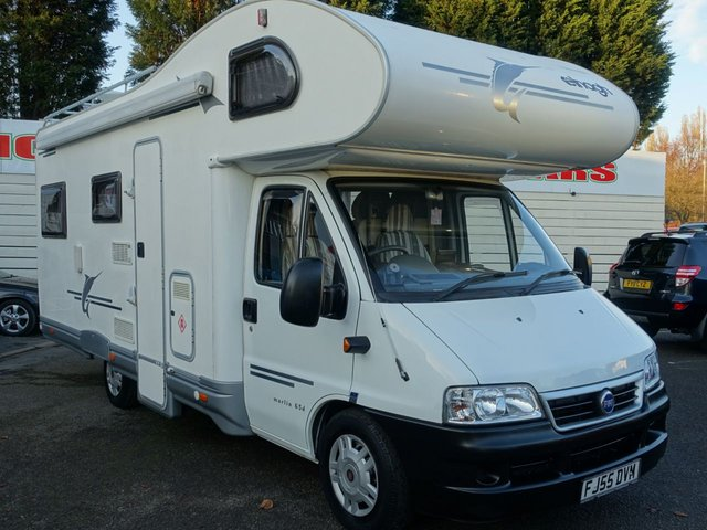 View our FIAT ELNAGH MARLIN