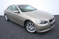 2007 BMW 3 SERIES 3.0 335I SE 2d AUTO 302 BHP £8444.00