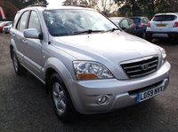 USED 2009 59 KIA SORENTO 2.5 XS 5d 168 BHP ****Great Value economical reliable 4X4 family car with service history,****