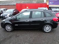 USED 2010 60 RENAULT CLIO 1.1 DYNAMIQUE TOMTOM TCE 5d 100 BHP