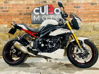 2012 TRIUMPH SPEED TRIPLE R 1050 £6490.00