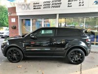 USED 2013 63 LAND ROVER RANGE ROVER EVOQUE 2.2 SD4 SPECIAL EDITION 3d AUTO 190 BHP LAND ROVER RANGE ROVER EVOQUE 2.2 SD4 SPECIAL EDITION 3d AUTO 190 BHP