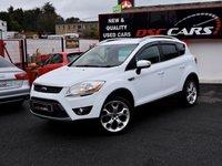 2012 FORD KUGA 2.0 TITANIUM TDCI AWD 5d 163 BHP £9400.00