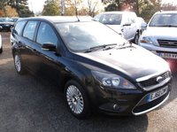 USED 2010 60 FORD FOCUS 1.6 TITANIUM TDCI 5d 109 BHP AFFORDABLE FAMILY ESTATE  CAR IN EXCELLENT CONDITION !!!