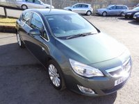 USED 2010 10 VAUXHALL ASTRA 1.6 ELITE 5d AUTO 113 BHP 3 Months National Warranty - Excellent MOT until October 2019