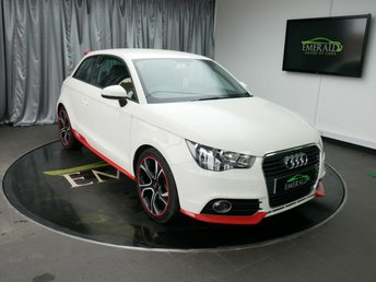 2011 AUDI A1 1.4 TFSI COMPETITION LINE 3d 122 BHP £8500.00