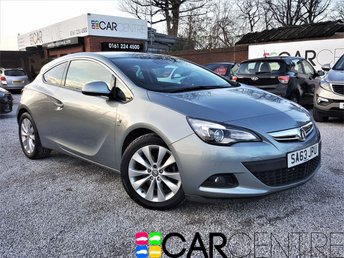 View our 2013 63 VAUXHALL ASTRA 1.4 GTC SRI S/S 3d 118 BHP