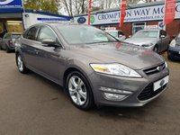 USED 2014 64 FORD MONDEO 2.0 TITANIUM X BUSINESS EDITION TDCI 5d 138 BHP 0%  FINANCE AVAILABLE ON THIS CAR PLEASE CALL 01204 317705