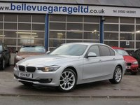2014 BMW 3 SERIES 2.0 320D LUXURY 4d 184 BHP £SOLD