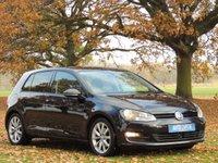 2013 VOLKSWAGEN GOLF 2.0 GT TDI BLUEMOTION TECHNOLOGY DSG 5d AUTO 148 BHP £8890.00