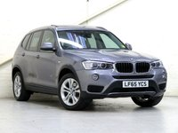 2015 BMW X3 2.0 XDRIVE20D SE 5d AUTO 188 BHP [£11K OPTIONS] £23465.00
