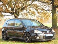 2006 VOLKSWAGEN GOLF Volkswagen Golf 2.0 TFSI GTI 5dr £3999.00