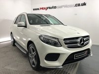 2016 MERCEDES-BENZ GLE-CLASS 3.0 GLE 350 D 4MATIC AMG LINE PREMIUM 5d AUTO 255 BHP *VIEWING BY APPOINTMENT ONLY* £34995.00