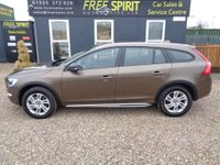 USED 2016 66 VOLVO V60 2.0 D4 SE Nav (s/s) 5dr Nav, Leather, 1 Owner