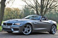 USED 2012 12 BMW Z4 2.0 Z4 SDRIVE20I M SPORT ROADSTER 2d 181 BHP