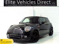 USED 2012 11 MINI HATCH COOPER 1.6 COOPER D 3d LONDON EDITION