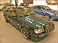 USED 1996 P MERCEDES-BENZ E CLASS  E220 CE220 AMG 2d COUPE AUTO, AMG SPEC,VERY RARE CAR
