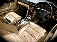 USED 1996 P MERCEDES-BENZ E CLASS  E220 CE220 AMG 2d COUPE AUTO, AMG SPEC,VERY RARE CAR
