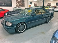 1996 MERCEDES-BENZ E CLASS  E220 CE220 AMG 2d COUPE AUTO, AMG SPEC,VERY RARE CAR £5995.00