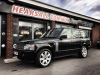 USED 2006 56 LAND ROVER RANGE ROVER 3.6 TDV8 VOGUE SE 5d AUTO 272 BHP