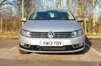 USED 2013 13 VOLKSWAGEN CC 2.0 GT TDI BLUEMOTION TECHNOLOGY DSG 4d AUTO 138 BHP DEMO + 1 PRIVATE OWNER