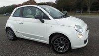 2012 FIAT 500 1.2 C POP 3d 69 BHP £5250.00