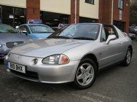 USED 1997 R HONDA CIVIC 1.6 CRX ESI 2d 124 BHP