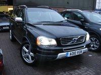 2010 VOLVO XC90 2.4 D5 R-DESIGN SE PREMIUM AWD 5d AUTO 185 BHP £11750.00