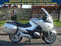 USED 2007 07 BMW R SERIES 1.2 R 1200 RT 1d  Low Miles, Panniers,SE Spec,Great History,Long MOT