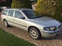 2003 VOLVO V70 2.4 D5 SE 5d 163 BHP £1495.00