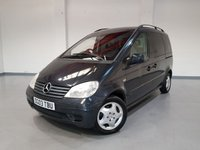 USED 2003 03 MERCEDES-BENZ VANEO 1.7 AMBIENTE CDI 5d 91 BHP 12 Month MOT +  Nationwide Warranty Included.