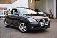 2008 VOLKSWAGEN POLO 1.8 GTI 3d 148 BHP £2975.00