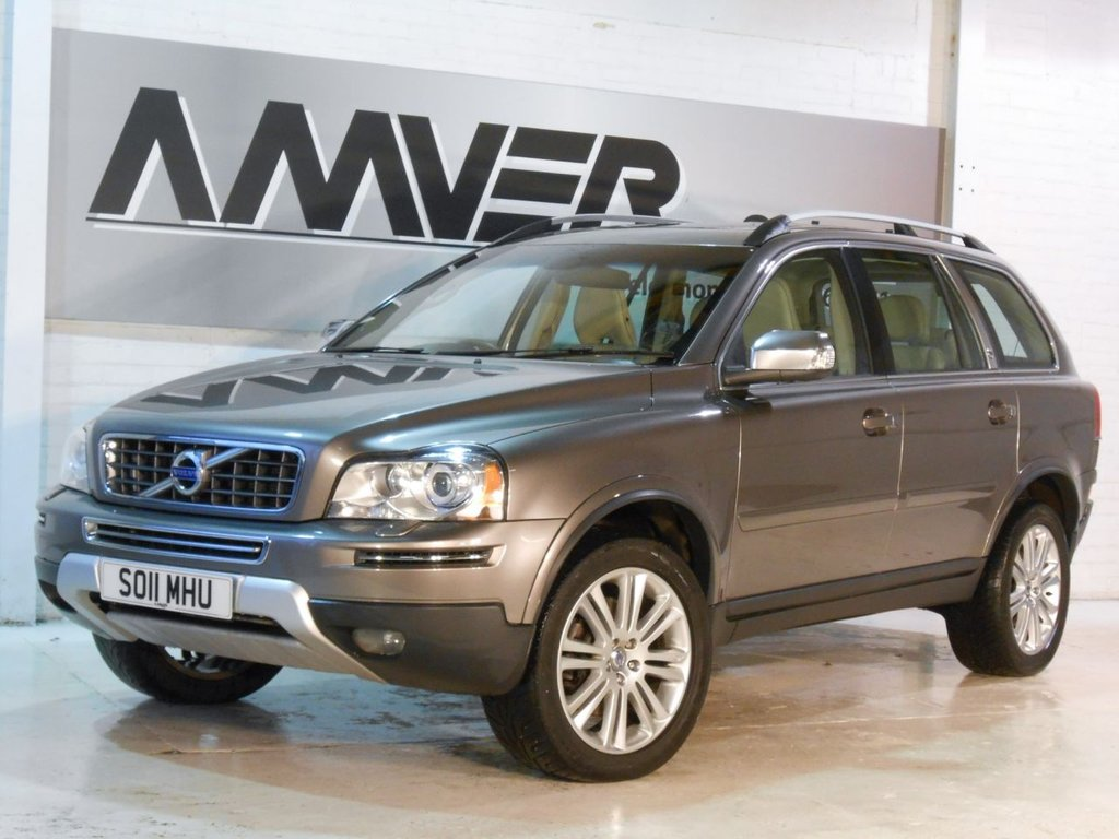 USED 2011 11 VOLVO XC90 2.4 D5 EXECUTIVE AWD 5d AUTO 197 BHP