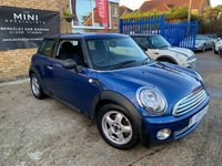 USED 2009 58 MINI HATCH ONE 1.4 ONE 3d 94 BHP WE SPECIALISE IN MINI'S!!!!!!