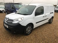 USED 2015 15 RENAULT KANGOO MAXI 1.5 LL21 CORE DCI 1d 110 BHP LWB 110 HP 6 SPEED WITH AIR CONDITIONING.