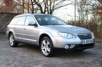 2009 SUBARU OUTBACK 2.5 SE AWD 5d AUTO 165 BHP £7495.00