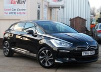 USED 2012 62 CITROEN DS5 2.0 HDI DSTYLE 5d 161 BHP SAT NAV | PAN ROOF | 1/2 LEATHER