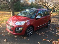 USED 2014 14 CITROEN C3 PICASSO 1.6 PICASSO SELECTION HDI 5d 91 BHP £20 Road Tax for Life
