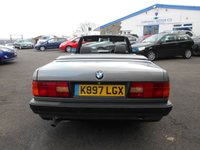 USED 1993 BMW 3 SERIES E30  Convertible 1.8 318I LUX 2d 111 BHP GOOD CONDITION CLASSIC E30