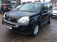 USED 2009 09 NISSAN X-TRAIL 2.0 turbo diesel