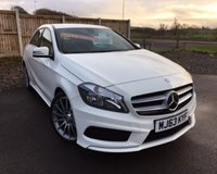 2013 MERCEDES-BENZ A CLASS 1.8 A180 CDI BLUEEFFICIENCY AMG SPORT 5d AUTO 109 BHP £14995.00