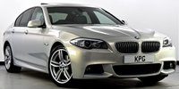 USED 2012 12 BMW 5 SERIES 3.0 535d M Sport 4dr Cost New £59k with £12k Extras