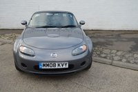 USED 2008 08 MAZDA MX-5 1.8 I 2d 125 BHP CHEAP CAR WITH LOW MILEAGE