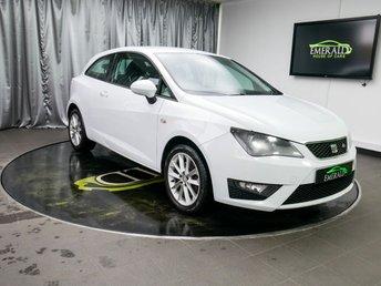 2012 SEAT IBIZA 2.0 CR TDI FR 3d 141 BHP £4500.00