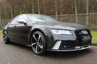 USED 2014 64 AUDI A7 3.0 TDI QUATTRO S LINE 5d RS7 CONVERSION 300BHP A STUNNING HIGH SPEC A7 WITH RS7 CONVERSION........
