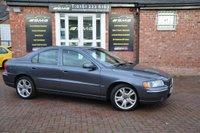2006 VOLVO S60 2.0 T SE 4d AUTO 177 BHP £1895.00