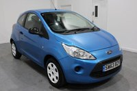 USED 2013 63 FORD KA 1.2 STUDIO 3d 69 BHP