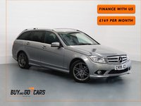 USED 2009 09 MERCEDES-BENZ C CLASS 2.1 C220 CDI SPORT 5d AUTO 168 BHP Finance Available In House