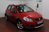 2009 SUZUKI SX4 1.6 GLX 5d 107 BHP £3695.00